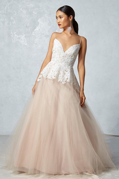 Ophelia Wedding                                          dress by Ivy & Aster