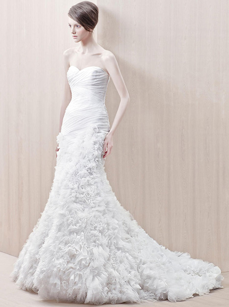 Gloria gown from the 2013 Enzoani collection, as seen on dressfinder.ca