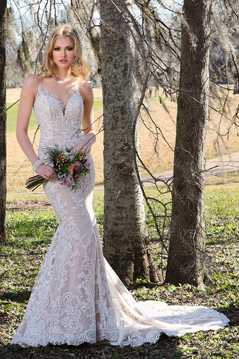 10426 Wedding                                          dress by Ashley & Justin Bride