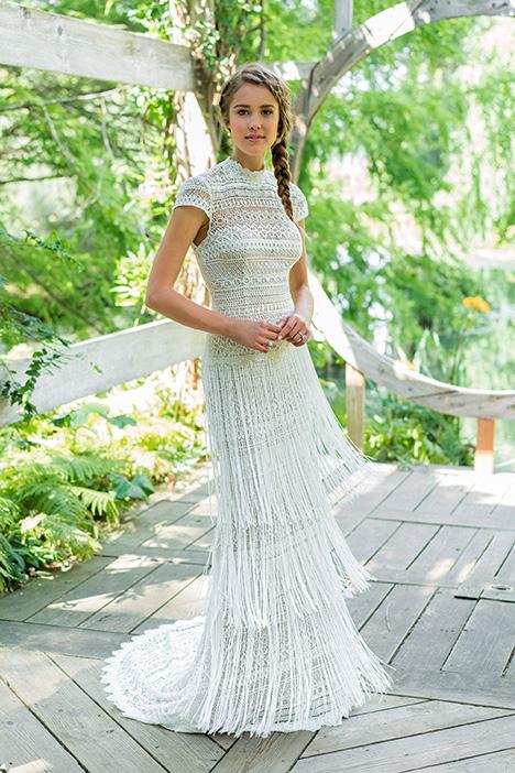 66013 Wedding                                          dress by Lillian West