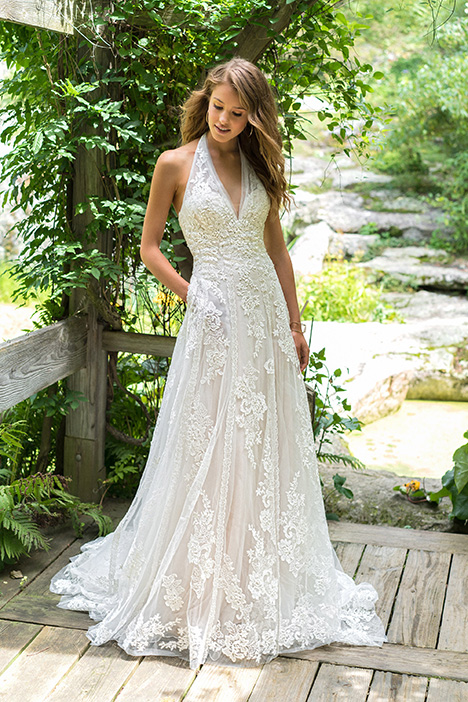 66017 Wedding                                          dress by Lillian West