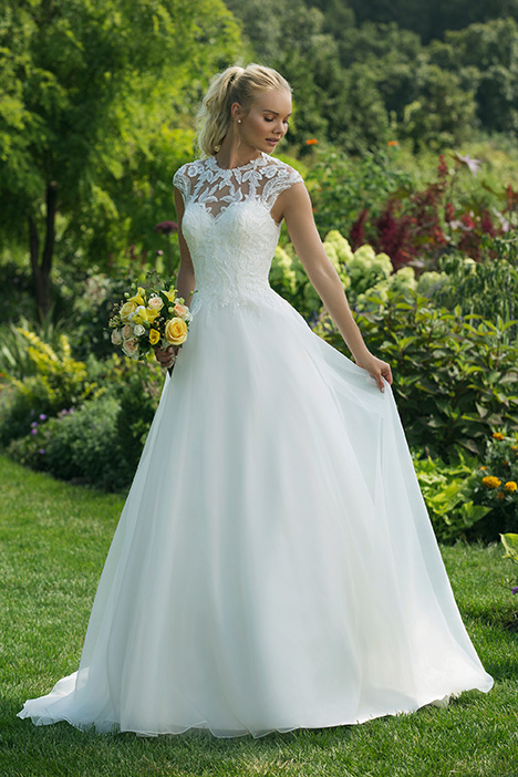 11007 Wedding                                          dress by Sweetheart