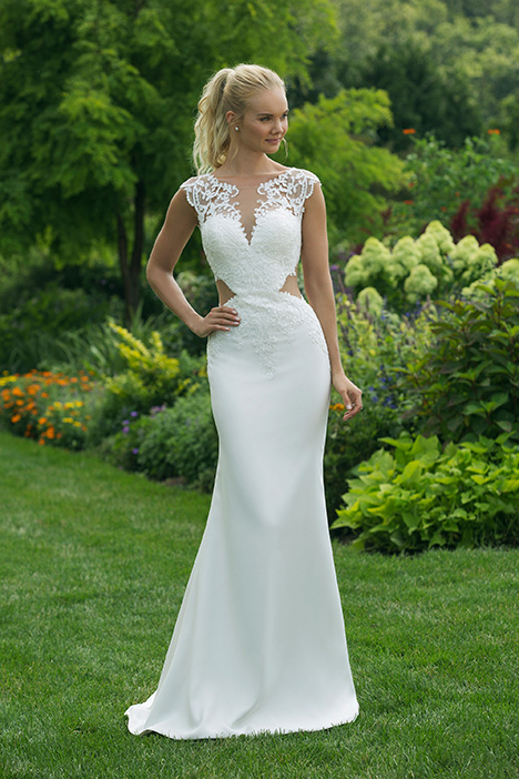 11026 Wedding                                          dress by Sweetheart