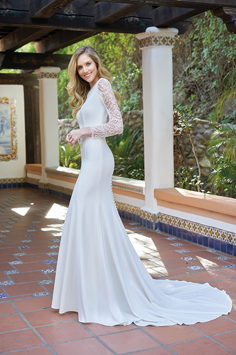 F201052U Wedding                                          dress by Jasmine Collection