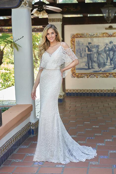 F201057 Wedding                                          dress by Jasmine Collection