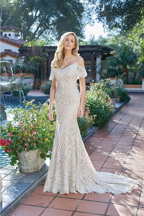 F201059 Wedding                                          dress by Jasmine Collection