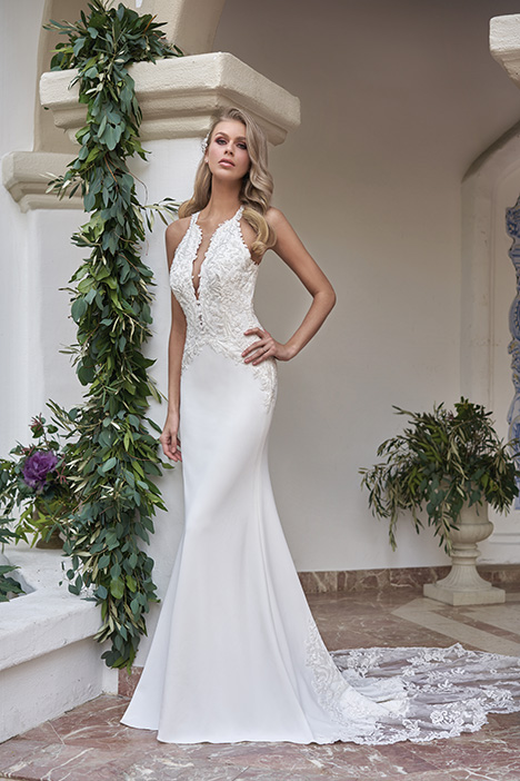 T202051 Wedding                                          dress by Jasmine Couture