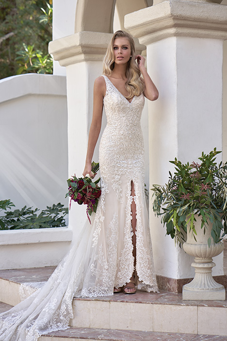 T202054 Wedding                                          dress by Jasmine Couture
