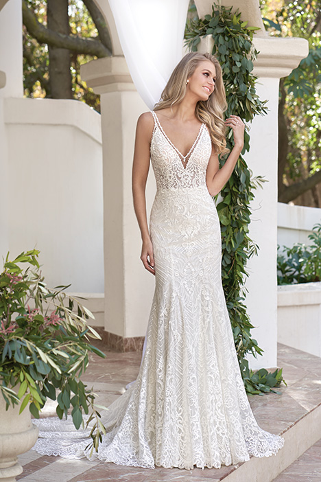 T202058 Wedding                                          dress by Jasmine Couture