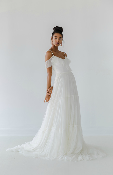 Michaela Wedding dress by Ivy & Aster