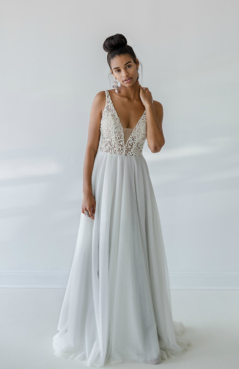 Stella Wedding                                          dress by Ivy & Aster