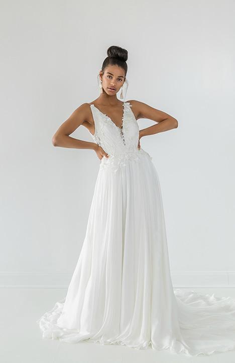 Yvonne Wedding                                          dress by Ivy & Aster
