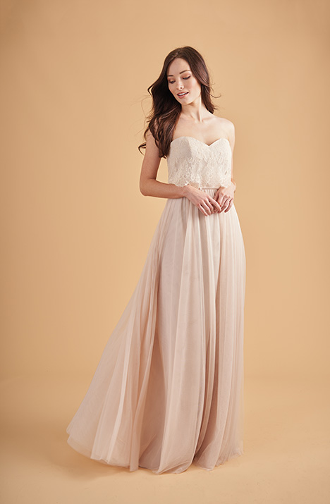 L204058 Bridesmaids                                      dress by Jasmine : Belsoie