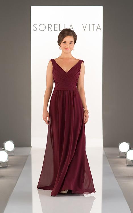 8932 Bridesmaids                                      dress by Sorella Vita