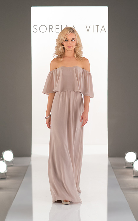 8944 Bridesmaids                                      dress by Sorella Vita