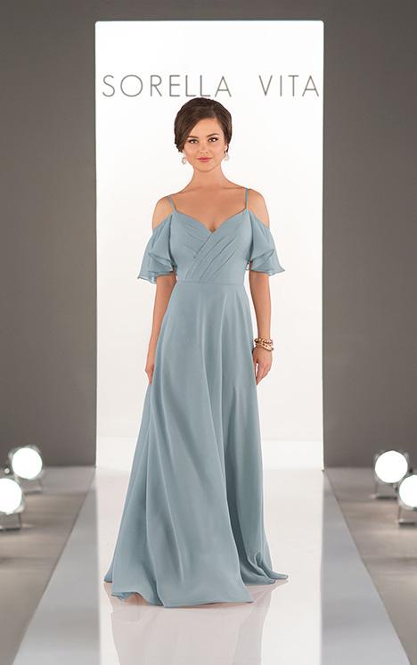 8960 Bridesmaids                                      dress by Sorella Vita