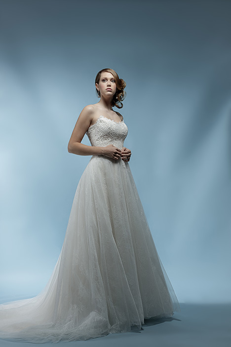 Camille Wedding                                          dress by Ivy & Aster