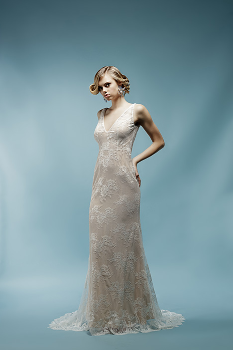 Jacqueline Wedding                                          dress by Ivy & Aster