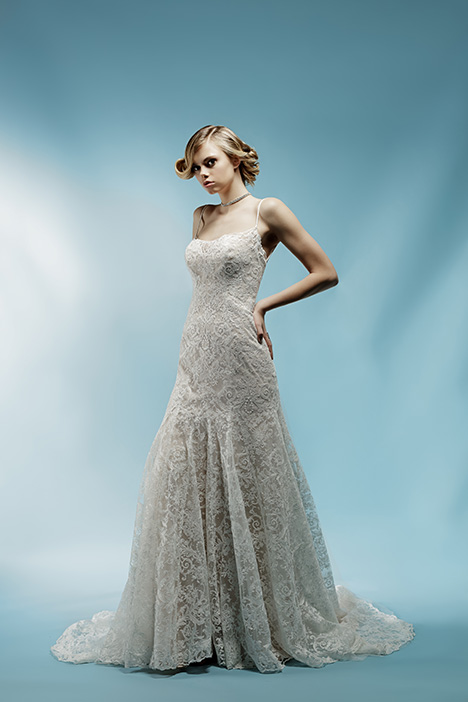 Juliette Wedding                                          dress by Ivy & Aster
