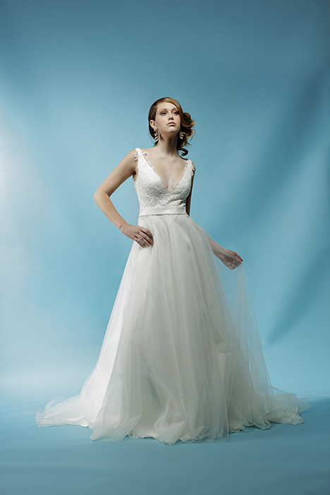 Noelle Wedding                                          dress by Ivy & Aster
