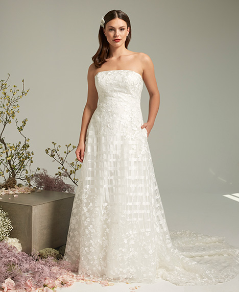 Claire Wedding                                          dress by Ivy & Aster