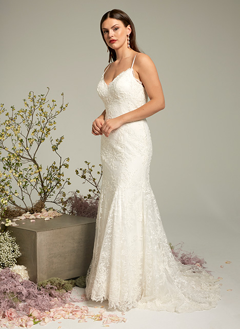 Emmeline Wedding                                          dress by Ivy & Aster