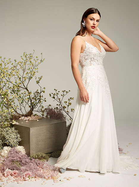 Eve Wedding                                          dress by Ivy & Aster