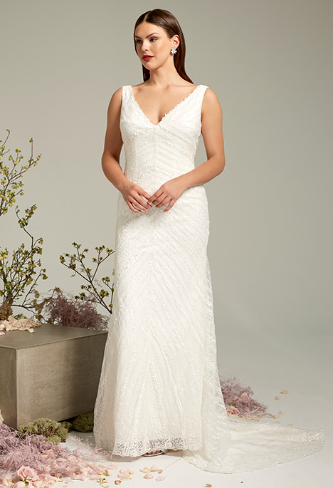 Lillian Wedding                                          dress by Ivy & Aster