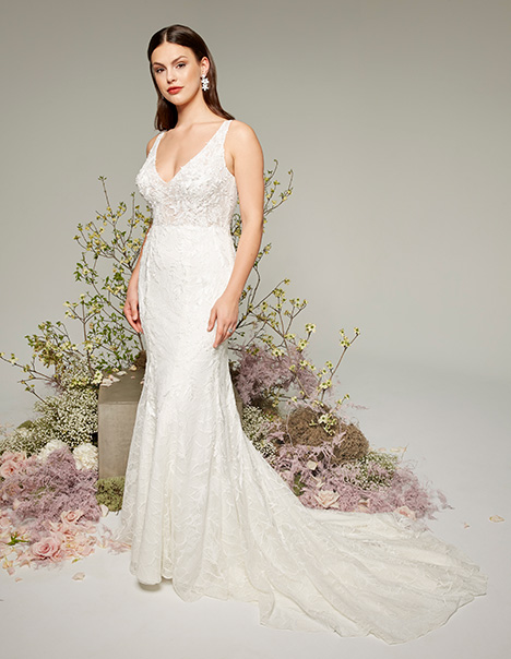 Thorne Wedding                                          dress by Ivy & Aster