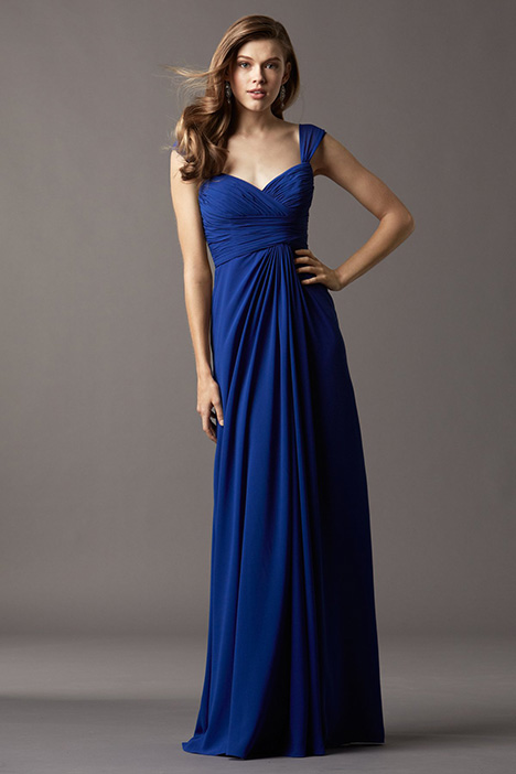 Mahogany (4515) gown from the 2016 Watters Bridesmaids collection, as seen on dressfinder.ca