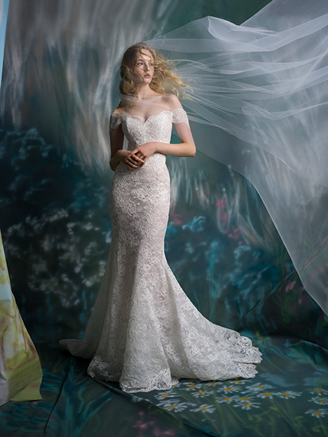 Delilah Wedding                                          dress by Isabelle Armstrong