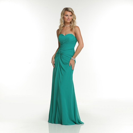 20277 Bridesmaids                                      dress by Ashley & Justin : Bridesmaids