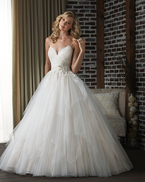 308 Wedding                                          dress by Bonny Bridal
