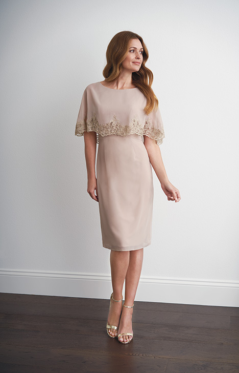 M200053 Mother of the Bride                              dress by Jasmine Black Label