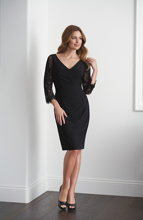 M200055 Mother of the Bride                              dress by Jasmine Black Label