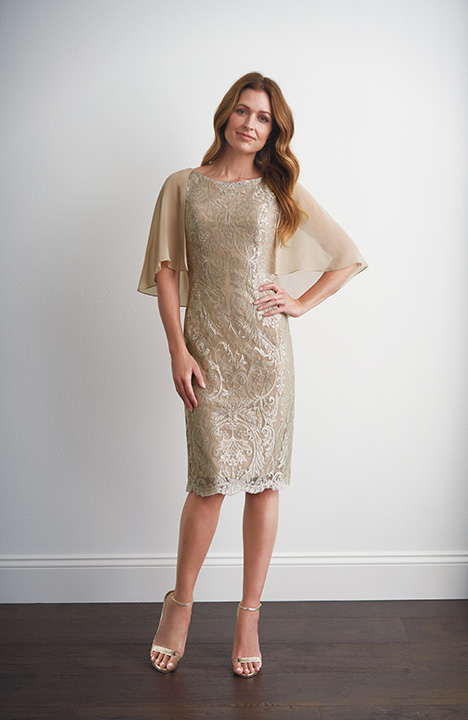 M200059 Mother of the Bride                              dress by Jasmine Black Label