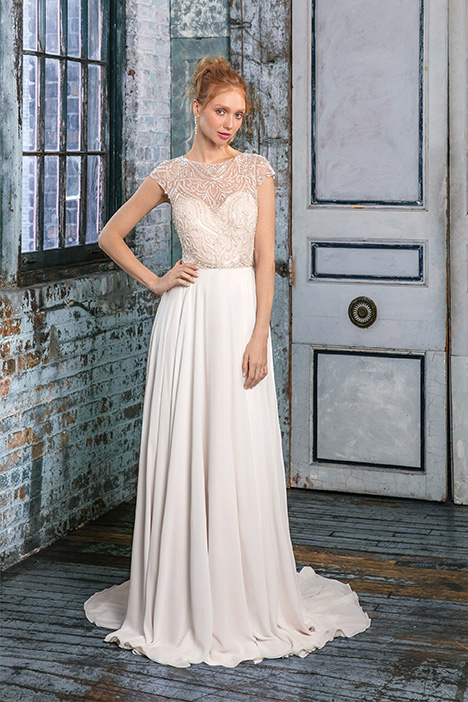 99004 Wedding                                          dress by Justin Alexander Signature