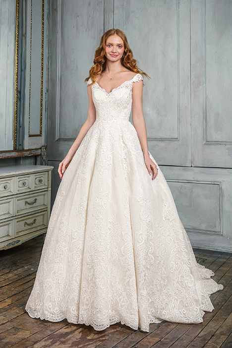 99005 Wedding                                          dress by Justin Alexander Signature