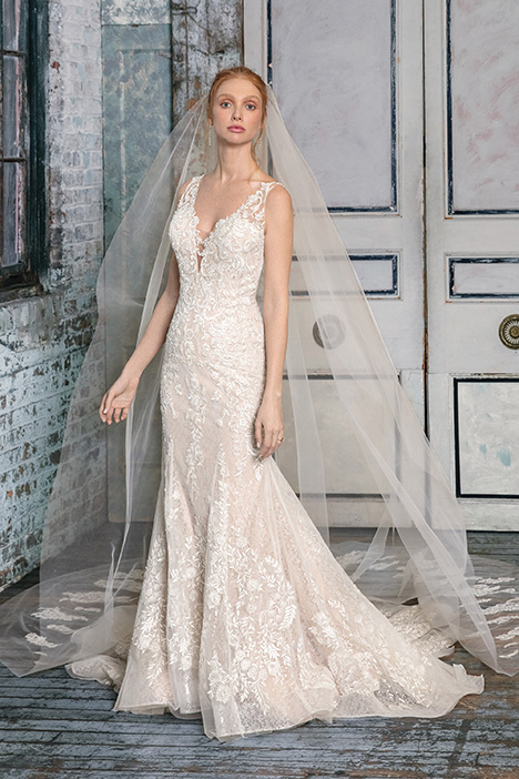 99006 Wedding                                          dress by Justin Alexander Signature