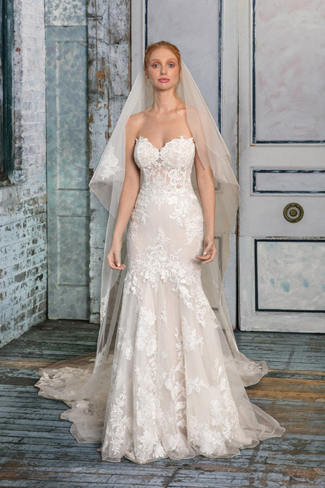 99007 Wedding                                          dress by Justin Alexander Signature