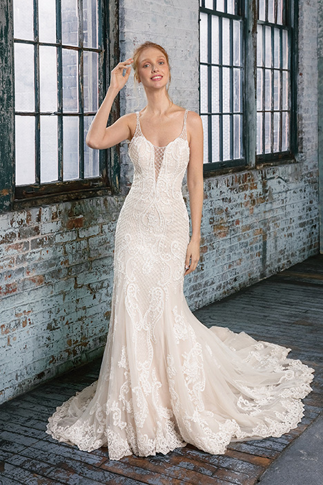99008 Wedding                                          dress by Justin Alexander Signature
