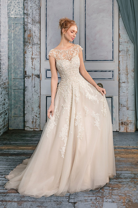 99009 Wedding                                          dress by Justin Alexander Signature