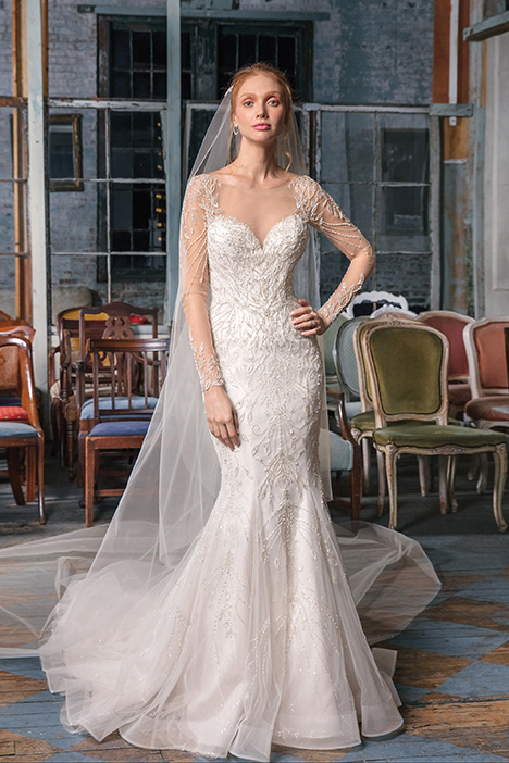 99014 Wedding                                          dress by Justin Alexander Signature