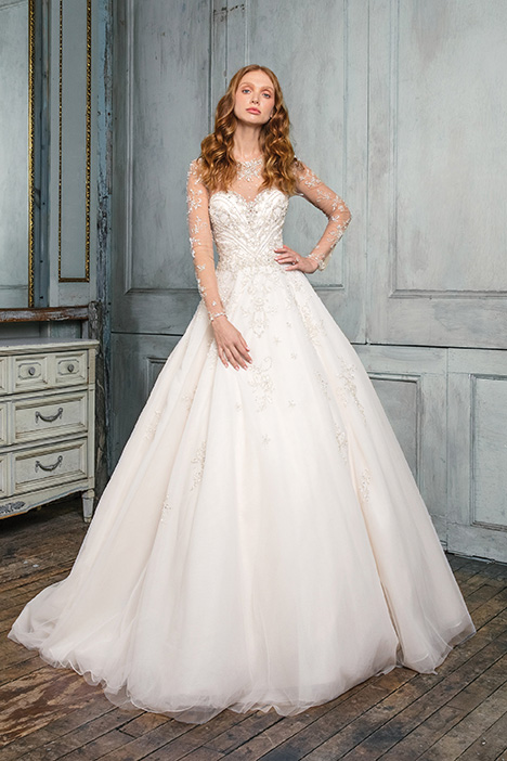 99015 Wedding                                          dress by Justin Alexander Signature