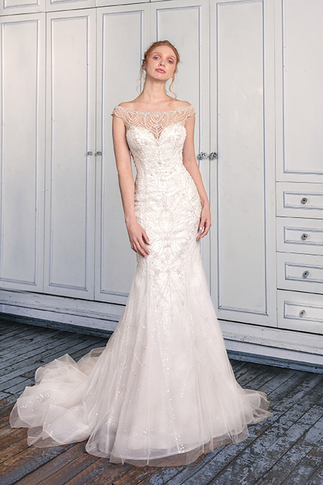 99016 Wedding                                          dress by Justin Alexander Signature