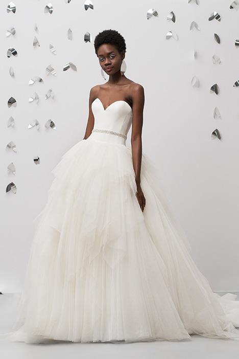99020 Wedding                                          dress by Justin Alexander Signature