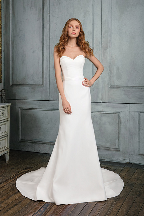 99021 Wedding                                          dress by Justin Alexander Signature