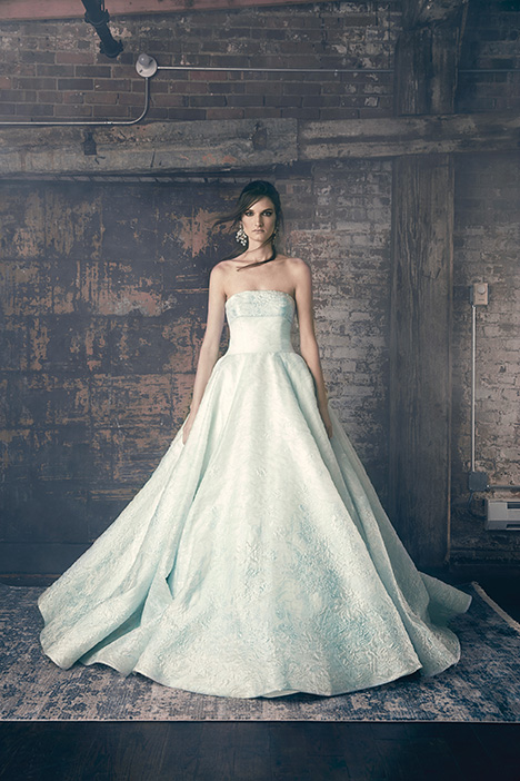 Eliza Wedding                                          dress by Sareh Nouri