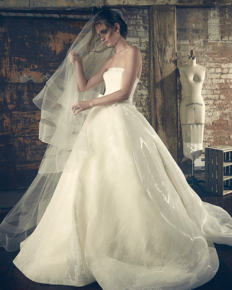 Elle Wedding                                          dress by Sareh Nouri