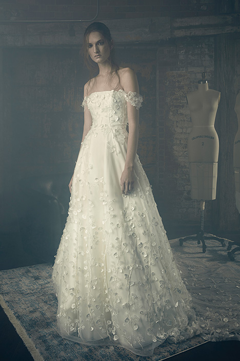 Emily Wedding                                          dress by Sareh Nouri